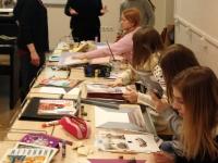 Мастер-класс в Детской академии дизайна (группа Креативный дизайн) дизайнеров интерьера дизайн студии